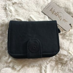 Kipling NEW MONEY Small Credit Card Wallet